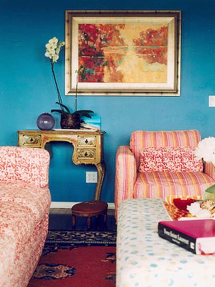 Adorable burnt orange and teal living room ideas 38