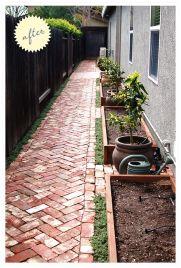 Affordable backyard vegetable garden designs ideas 04