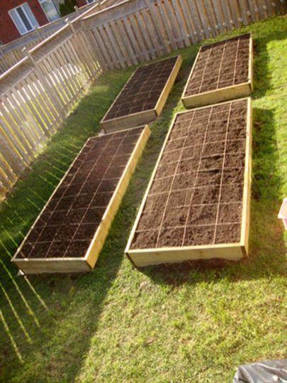 Affordable backyard vegetable garden designs ideas 11