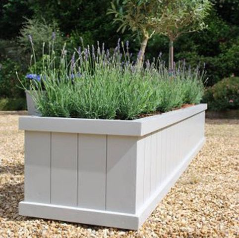 Amazing wooden garden planters ideas you should try 24