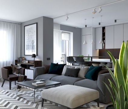 Apartment interior design 01