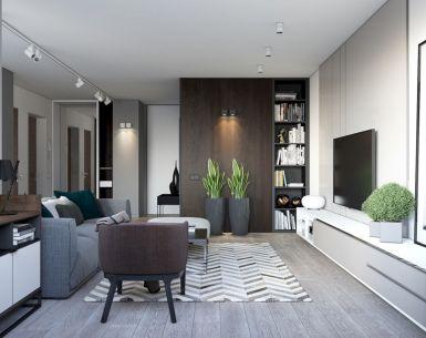 Apartment interior design 14