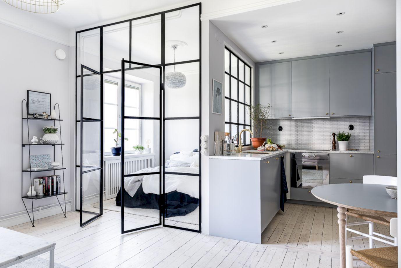 72 Studio Apartment Interior Design On A Budget