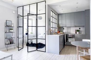 Apartment interior design 63