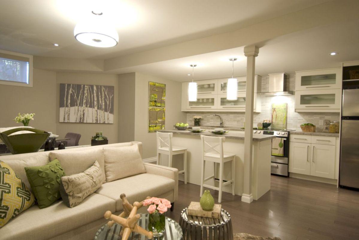Basement apartment decorating 01