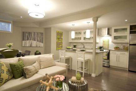 Basement apartment decorating 31