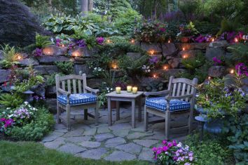 Beautiful flower garden decor ideas everybody will love 01