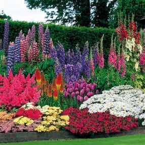 Beautiful flower garden decor ideas everybody will love 38