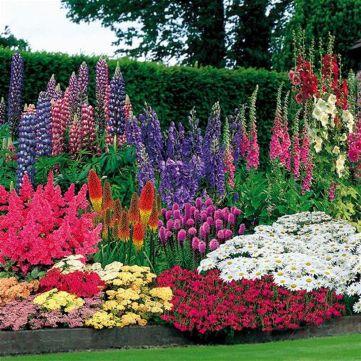 Beautiful flower garden decor ideas everybody will love 38