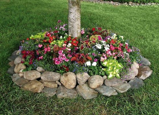 Beautiful flower garden decor ideas everybody will love 44