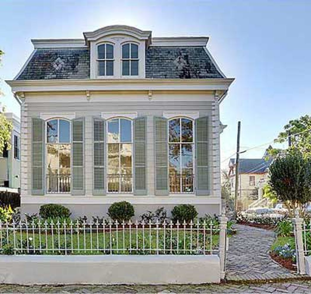 Beautiful french cottage garden design ideas 21