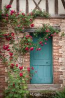 Beautiful french cottage garden design ideas 25