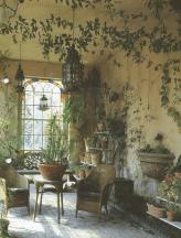 Beautiful french cottage garden design ideas 51