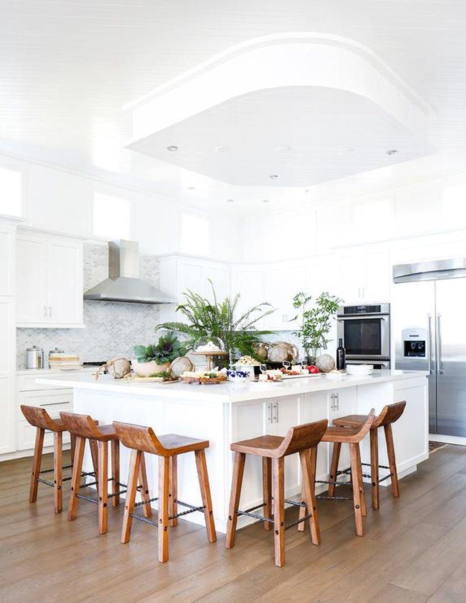 Beautiful Hampton Style Kitchen Designs Ideas 01