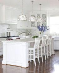 Beautiful hampton style kitchen designs ideas 15