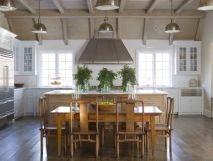 Beautiful hampton style kitchen designs ideas 20