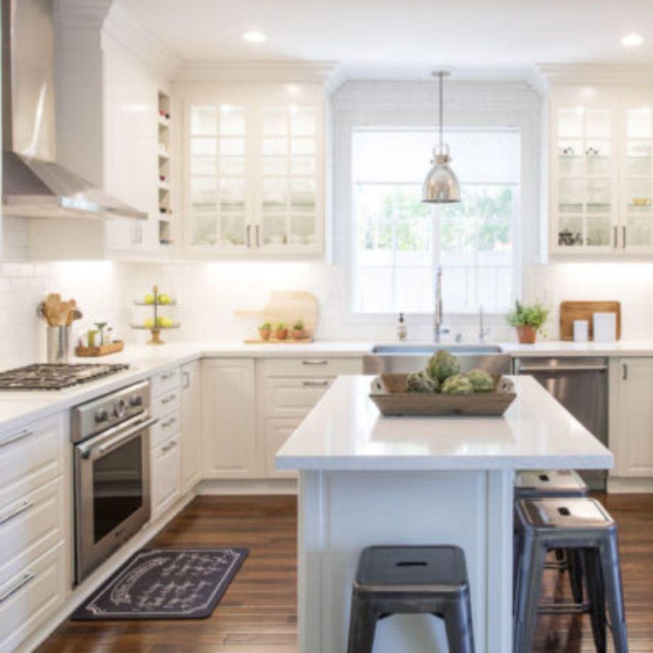Beautiful Hampton Style Kitchen Designs Ideas 49