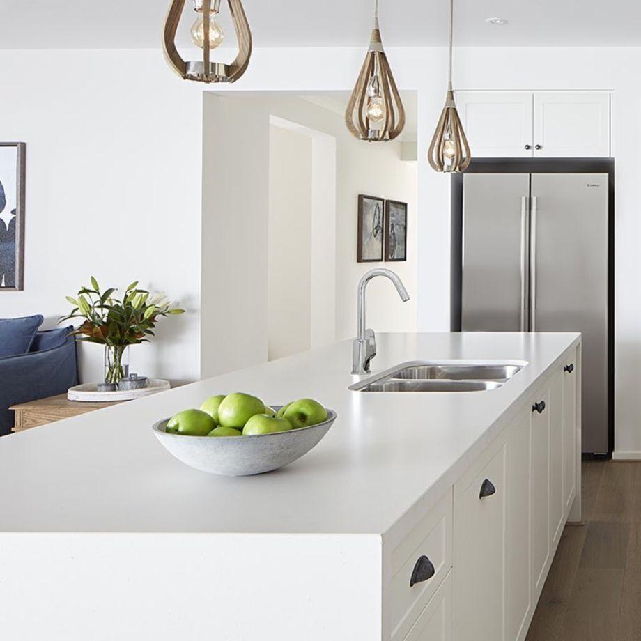 Beautiful hampton style kitchen designs ideas 50