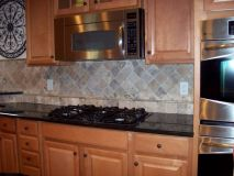 Beautiful kitchens ideas with black granite 02