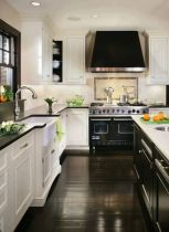 Beautiful kitchens ideas with black granite 54