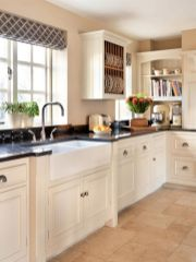 Beautiful kitchens ideas with black granite 55