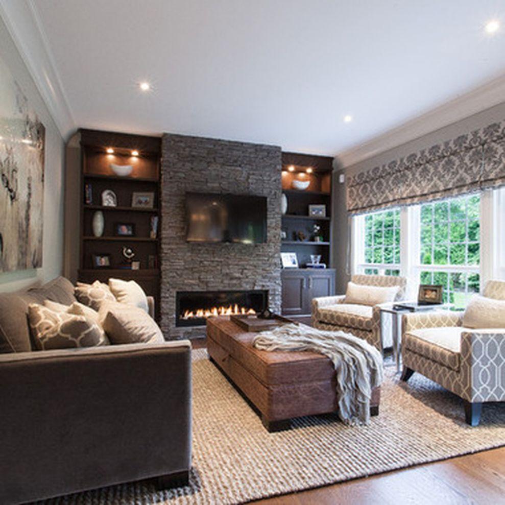 Beautiful long narrow living room ideas 36