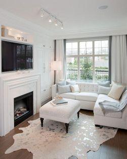 Beautiful long narrow living room ideas 43
