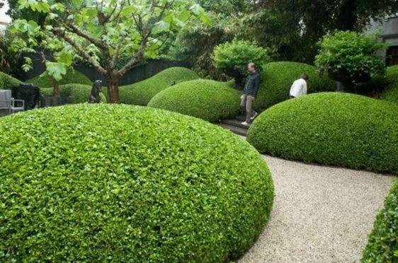Beautiful modern japanese garden landscape ideas 18