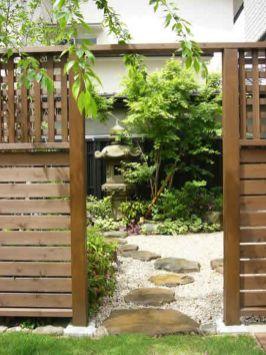 Beautiful modern japanese garden landscape ideas 30