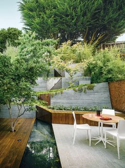 Beautiful modern japanese garden landscape ideas 46