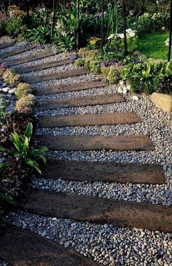 Beautiful modern japanese garden landscape ideas 61