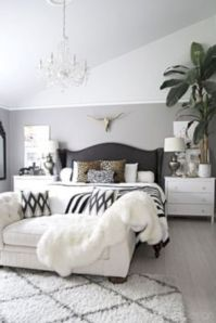 Black and white bedroom furniture 07