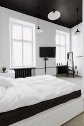 Black and white bedroom furniture 26