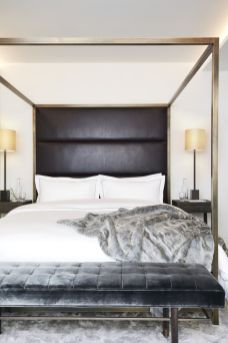 Black and white bedroom furniture 28