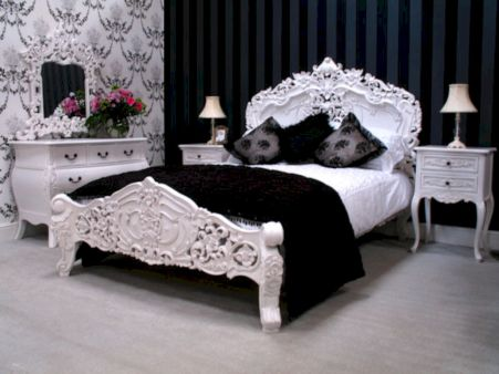 Black and white bedroom furniture 31