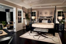Black and white bedroom furniture 36