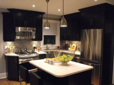 Cool contact paper kitchen cabinet doors ideas to makes look expensive 17