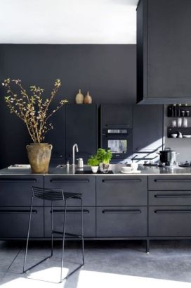 Cool contact paper kitchen cabinet doors ideas to makes look expensive 23