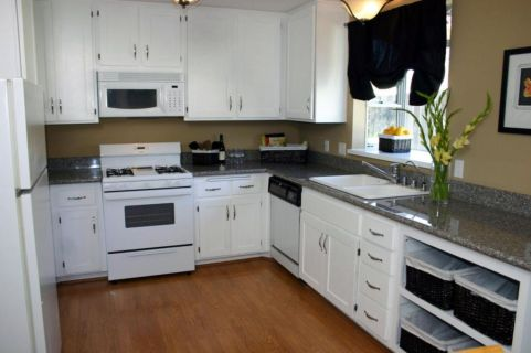 Cool contact paper kitchen cabinet doors ideas to makes look expensive 34