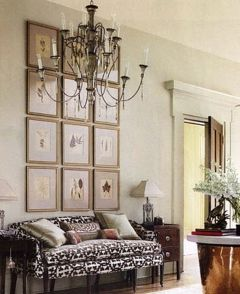 Cool decorating ideas for large living room wall 28