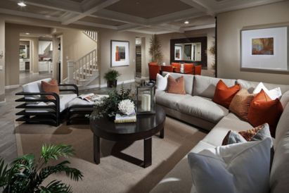 Cool decorating ideas for large living room wall 30