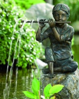 Cool ideas for garden fountains design you should try 06