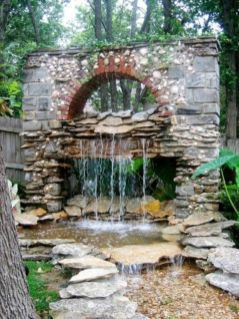 Cool ideas for garden fountains design you should try 17