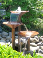 Cool ideas for garden fountains design you should try 28