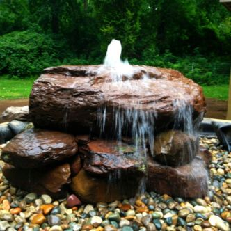 Cool ideas for garden fountains design you should try 31