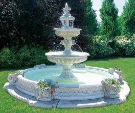 Cool ideas for garden fountains design you should try 41