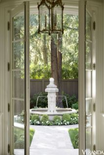 Cool ideas for garden fountains design you should try 44
