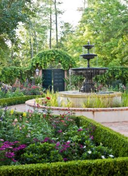 Cool ideas for garden fountains design you should try 47