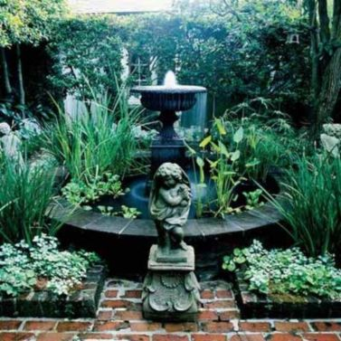 Cool ideas for garden fountains design you should try 48