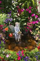 Cool ideas for garden fountains design you should try 60
